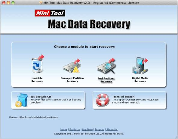 Do you want to accomplish free data recovery on Mac? Choose